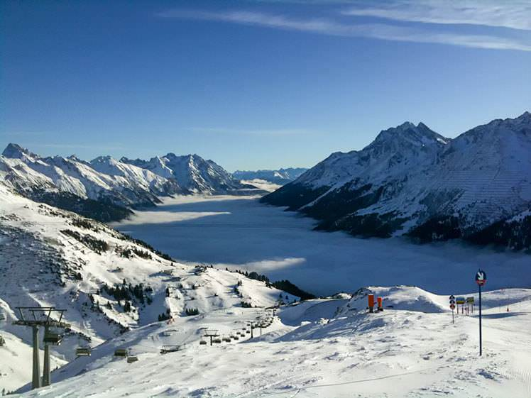 Winterurlaub in St. Anton am Arlberg